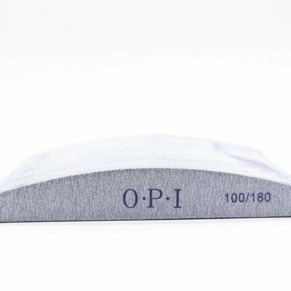 пилка OPI 100 180 полуовал