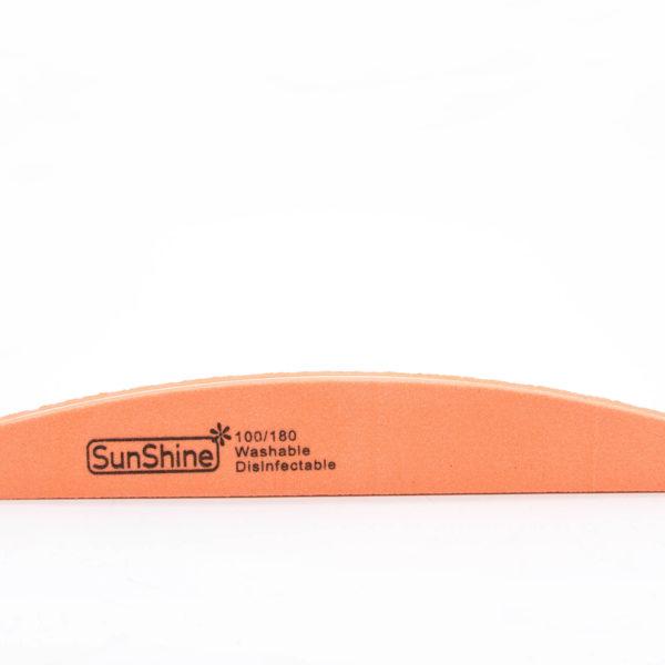 Шлифовщик лодочка SunShine 100 180 оранжевый
